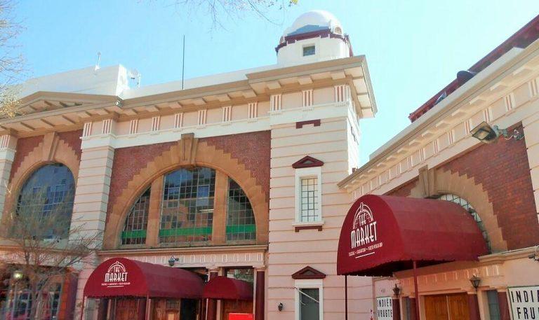 Market Theatre Upgrades
